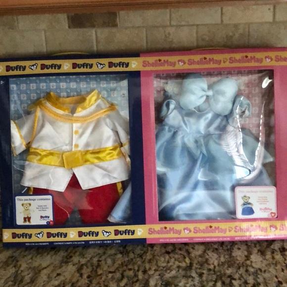 Disney Duffy & ShellieMay Cinderella & Prince Set